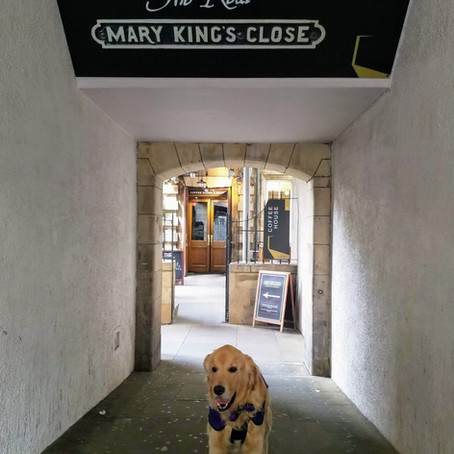 The Real Mary King's Close and the Search for Annie's Doll