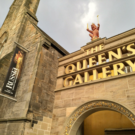 Russia: Royalty & the Romanovs Exhibition at The Queen's Gallery of Holyroodhouse