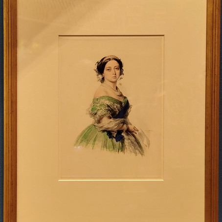 'Victoria & Albert: Our Lives in Watercolour' at The Queen's Gallery, Palace of Holyroodhouse