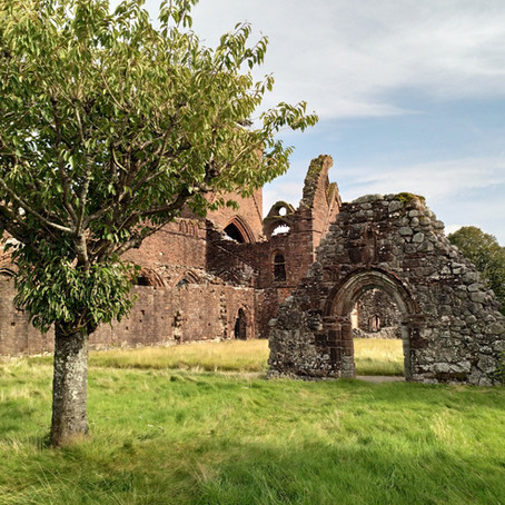 Sweetheart Abbey: A Shrine to Love and Devotion