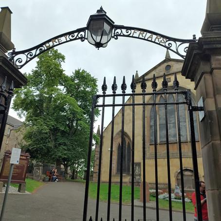 Greyfriars Kirk: Historic Church in the Heart of Edinburgh