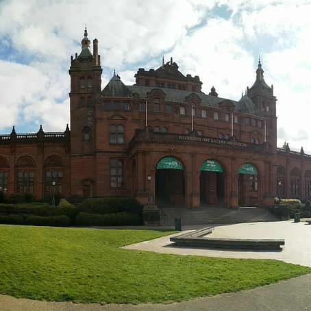 The Kelvingrove Art Gallery and Museum: A Celebration of Art, Natural History, and Scotland