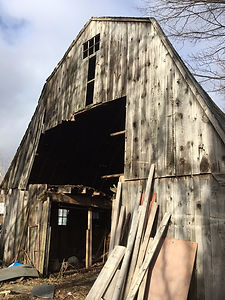 Reclaimed barn - Litchfield Connecticut