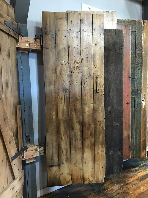 Desk Top/Table Top 76.5x27-Rescued Antique Door