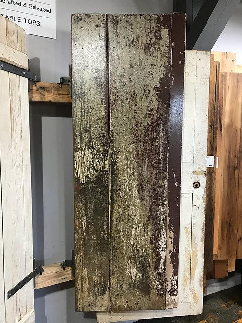 Desk Top Table Top 77x24 Rescued Antique Door