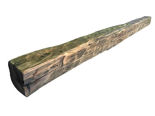 Reclaimed Wood Mantel #18-Hemlock