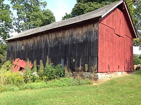 Reclaimed Barn - Goshen, Connecticut