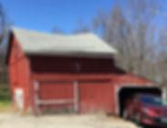 Reclaimed barn - Northfield, Connecticut
