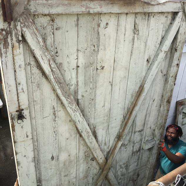 Authentic Barn Door - Shelton