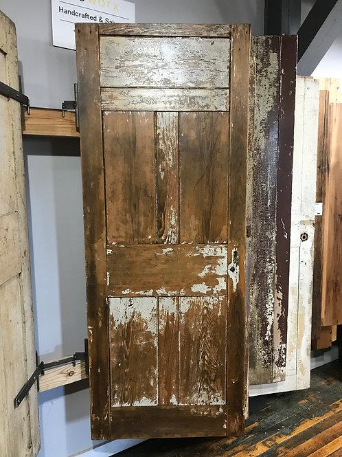 Desk Top / Table Top - 78 x 30.5 Rescued Antique Door