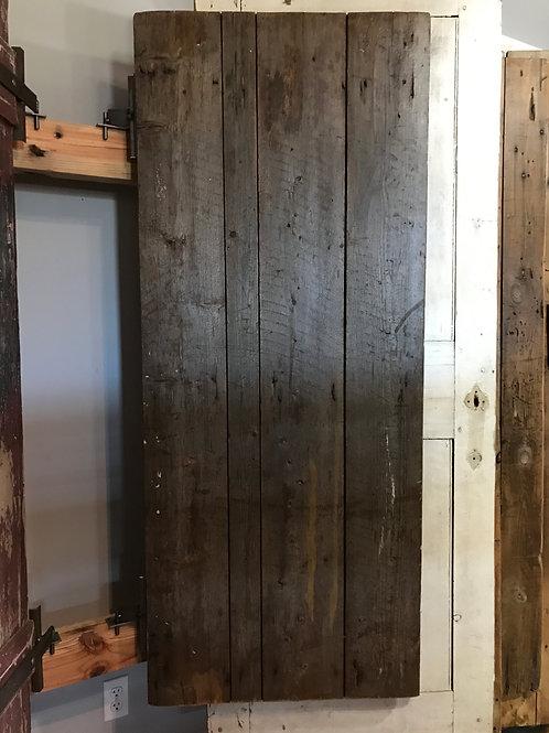 Desk Top Table Top 65x25.5 Rescued Antique Door