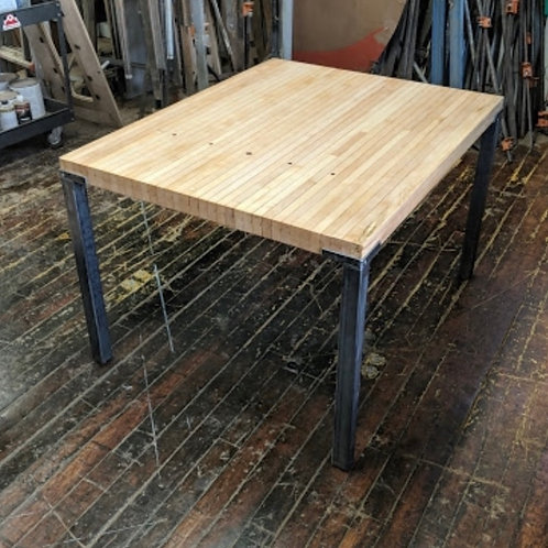 Bowing Alley Table