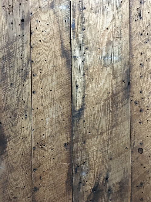 Reclaimed Wood - Authentic BARN WOOD plank wall