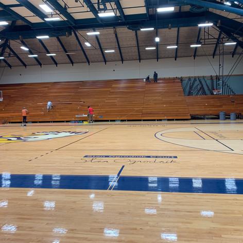 Ferris Athletic Center at Trinity College