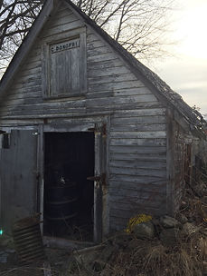 Rclaimed barn - Bridgeport Gara