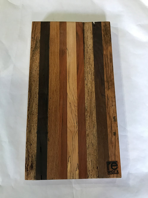 Reclaimed Wood Serving Board