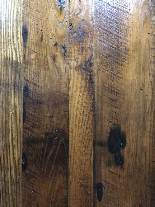 Reclaimed Wood - Tops Skip Plane American Chestnut