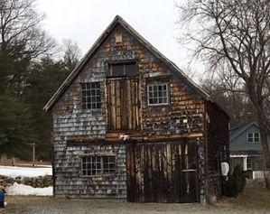 Reclaimed barn - Sunset Farm in Andover, Connecticut