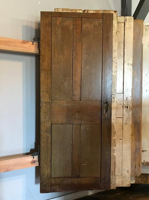 Desk Top Table Top 73x29.75 Rescued Antique Door