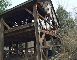 Reclaimed barn - Cobble Road, Falls Village Connecticut