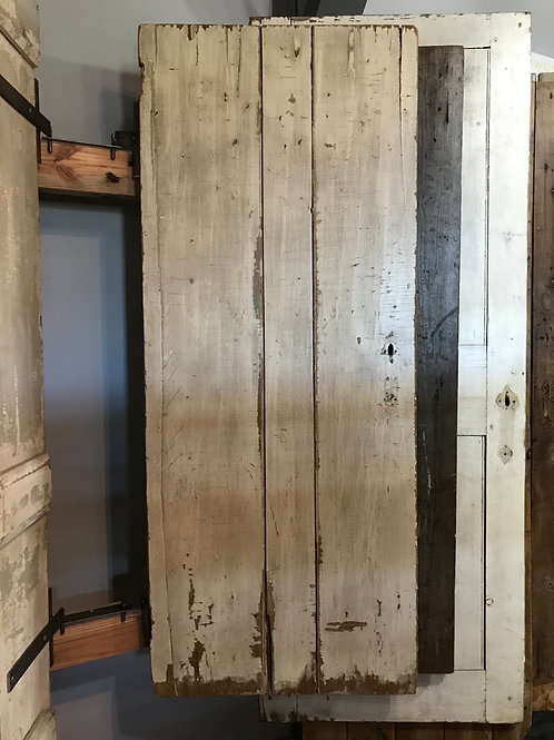 Desk Top / Table Top - 67.5 x 27.5  Rescued Antique Door