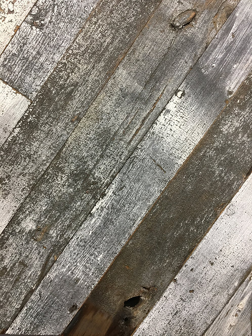 Reclaimed Wood - Grays and Whites - Authentic BARN WOOD Wall Cladding