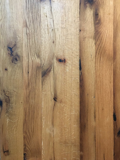 Reclaimed Wood - Tops White Oak