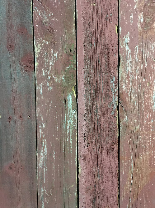 Reclaimed Wood - RED Authentic BARN WOOD Wall Board Cladding