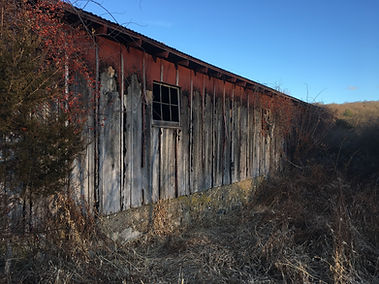 Reclaimed barn - Southbury Connecticut
