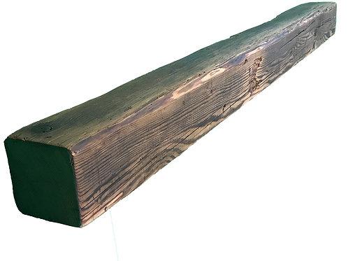 Reclaimed Wood Mantel #14 - Hemlock