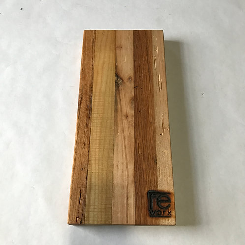 Reclaimed wood serving boards