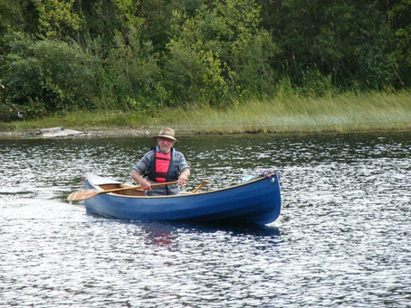 Build an Open Canadian Canoe Workshop 1