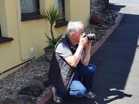 Photographic Technique Workshop in Burry Port