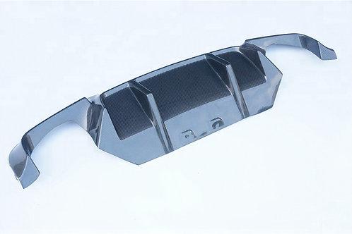 Carbon Fibre Rear Diffuser DTM-Type for BMW F10 M5