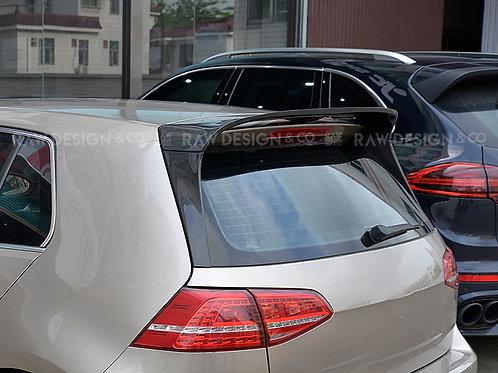 Carbon Fibre Clubsport Spoiler for VW Golf MK7/7.5