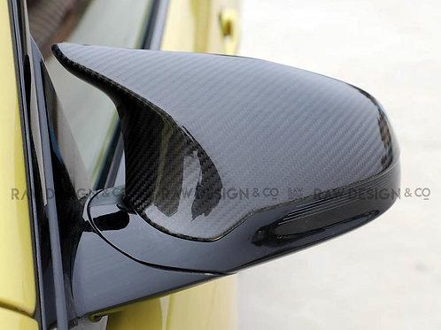 Carbon Fibre Door Mirrors for BMW F82 M4