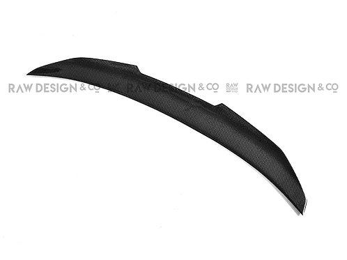 Carbon Fibre Ducktail Spoiler for BMW F80 M3