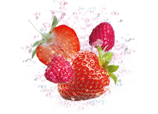 Box Fruitée - Fruits Rouges (dès 3 ans)