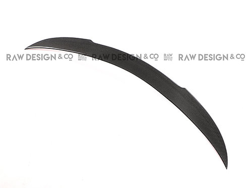 Carbon Fibre Rear Spoiler for Mercedes C Class / C43 AMG / C63 AMG W205 Saloon