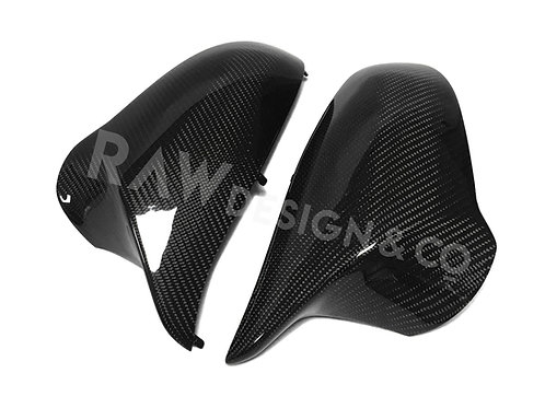 Carbon Fibre Mirror Covers for BMW F80 M3