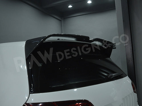 Carbon Fibre Spoiler for Volkswagen Golf 7 R/GTI/GTD