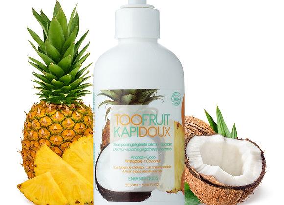 Kapidoux- Shampoing Dermo-apaisant