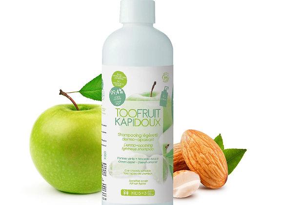 Kapidoux- Shampoing Dermo-apaisant - 400ml