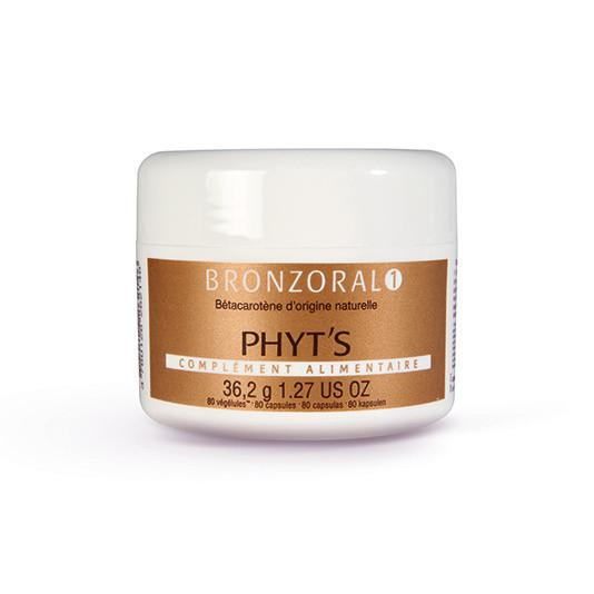 Bronzoral 1 - Préparation au soleil