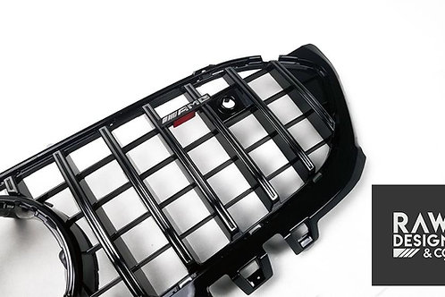 AMG GTR Style Grill for Mercedes A-Class W177
