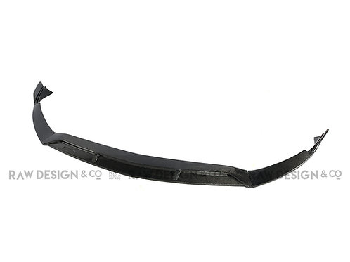Carbon Fibre Front Bumper Lip Kit for Mercedes A-Class W177