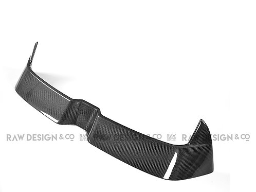Carbon Fibre Rear Spoiler for Audi A3 / S3 / RS3 8V Sportback