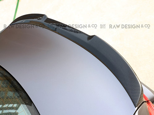 Carbon Fibre Lip Spoiler for BMW F80 M3