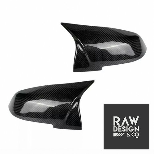 M Performance Carbon Fibre Wing Mirrors for BMW M2