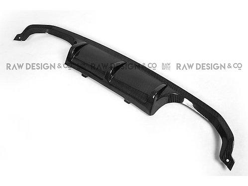 Carbon Fibre Rear Diffuser for BMW F82 M4